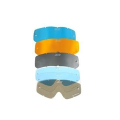 Lense for Go-X Series Goggles - Zip-Off Rain Clear
