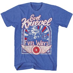 Evel Ways 2 T-Shirts