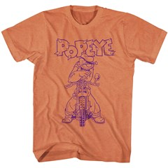 Popeye Bike T-Shirts