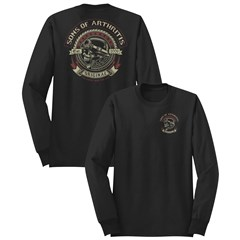 SOA Screamer Long Sleeve T-Shirts
