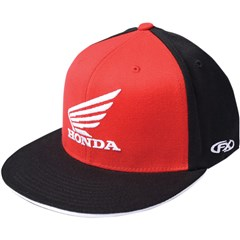 Honda Big Wing Flexfit Hats
