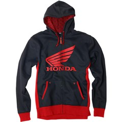 Honda Limit Lined Zip-UP Hoodies