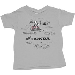 Honda Lunar Toddler T-Shirts