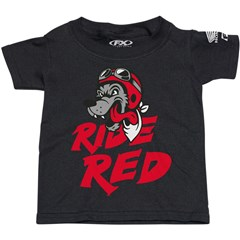 Honda Ride Red Wolf Toddler T-Shirt