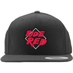 Honda Ride Red Youth Snapback Hat