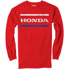 Honda Stripes Long-Sleeve T-Shirts