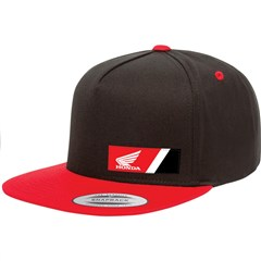 Honda Wedge Snapback Hat