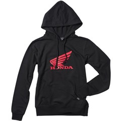 Honda Wing Womens Hoodies