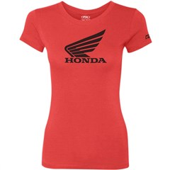 Honda Wing Womens T-Shirts