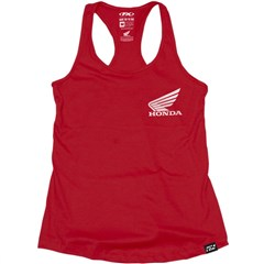 Honda Wing Womens Tank Tops