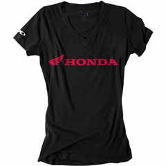 Honda Womens V-Neck T-Shirts