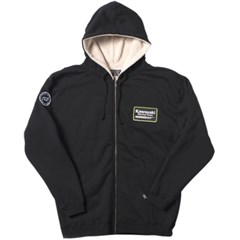 Kawasaki Hooded Sherpa Sweatshirts