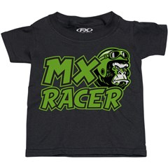 Kawasaki MX Racer Toddler T-Shirt