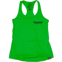 Kawasaki Racing Womens Tank Tops