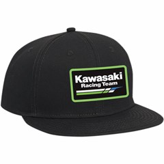Kawasaki Racing Youth Snapback Hat
