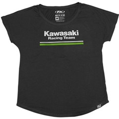 Kawasaki Stripes Dolman Womens T-Shirts