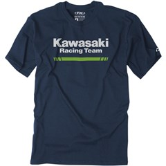 Kawasaki Stripes Premium T-Shirts
