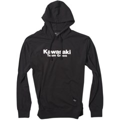 Kawasaki Team Lightweight Pullover Hoodies
