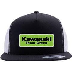 Kawasaki Team Snapback Hats