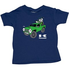 Kawasaki Truck Toddler T-Shirts