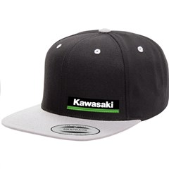 Kawasaki Wedge Snapback Hat