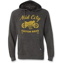 Road N Gravel Premium Mid City Hoodies