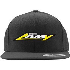 Suzuki Army Youth Snapback Hat