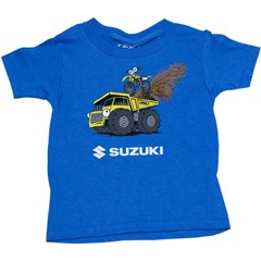 Suzuki Earthmover Toddler T-Shirts