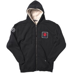 Suzuki Hooded Sherpa Sweatshirts