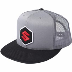 Suzuki Mark Snapback Hats