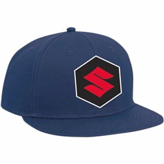 Suzuki Mark Youth Snapback Hat