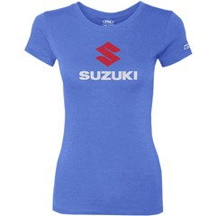 Suzuki Stacked Womens T-Shirts