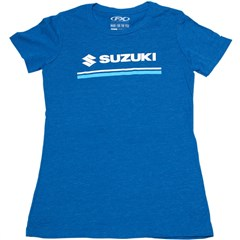 Suzuki Stripes Womens T-Shirts