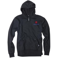 Suzuki Sun Unlined Zip-UP Hoodies