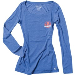 Suzuki Sun Womens Long Sleeve Shirts