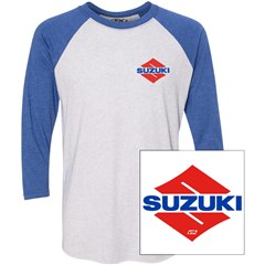 Suzuki Wedge Baseball T-Shirts