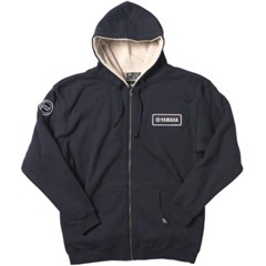 Yamaha Hooded Sherpa Sweatshirts