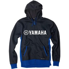 Yamaha Lined Zip-UP Hoodies