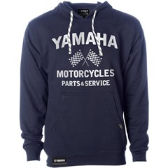 Yamaha MC Shop Pullover Hoodies