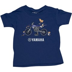 Yamaha Pit Crew Toddler T-Shirts