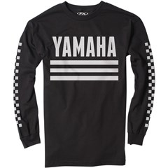 Yamaha Racer Long-Sleeve T-Shirts