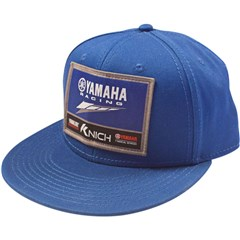 Yamaha Racing Team Snapback Hats