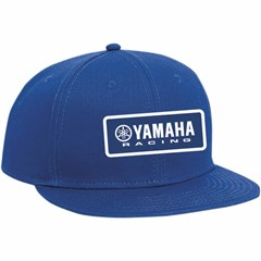 Yamaha Racing Youth Snapback Hat