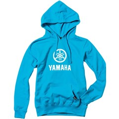Yamaha Stacked Womens Hoodies