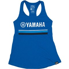 Yamaha Stripes Womens Tank Tops