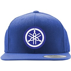 Yamaha Tuning Fork Youth Snapback Hat