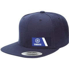 Yamaha Wedge Snapback Hat