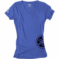 Yamaha Womens V-Neck T-Shirts