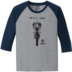 Yamaha Youth 3/4 Sleve T-Shirt