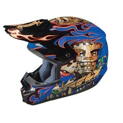 Bottom Trim for Youth Kinetic Helmet